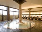 月の棟2階 天平の湯【大浴場】