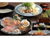 ヤマトポークと海鮮豆乳鍋
