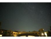 【景観】裏磐梯の満天の星空