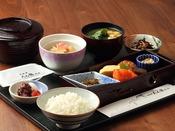 【京料理 たん熊 北店】老舗の和朝食