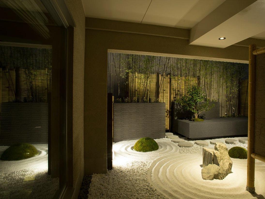 【ガーデンジュニアスイートルーム禅-ZEN-】※写真は一例