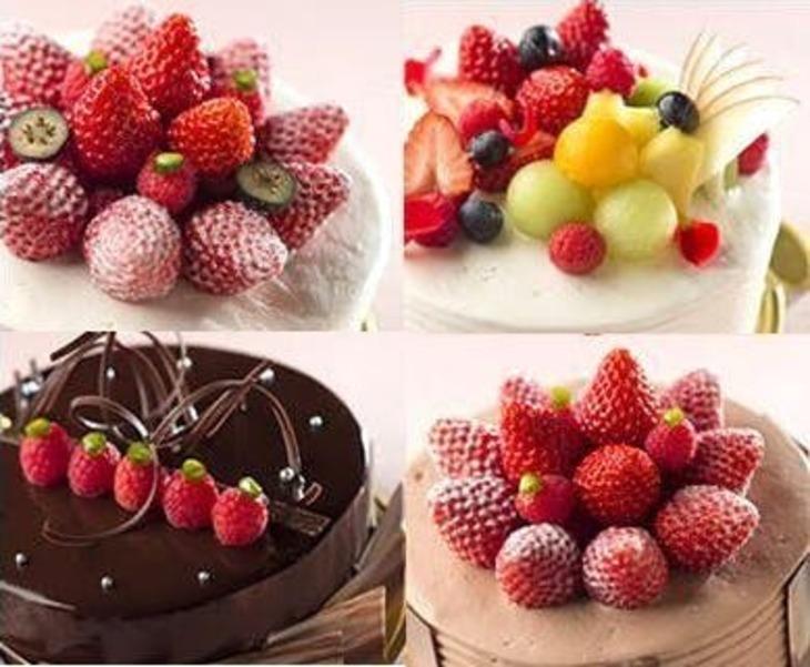 【Tポイント1%】【ホールケーキでお祝い】4種類のケーキから選ぶ!アニバーサリープラン