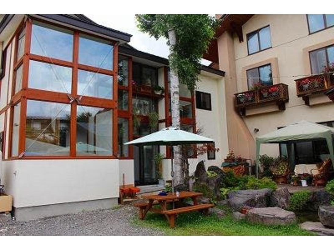 木の香りのホテル グーテベーレ