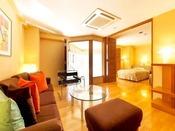 ホテルスポルシオン DXフォーベッドルーム【禁煙】※一例