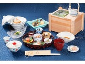 忘れかけられている日本人の朝をコンセプトに昔ながらに炊き込んだご飯と味噌汁をはじめ厳選素材を使用しお客様に日本の朝提供しております。