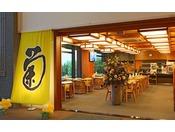 ロビーに併設された喫茶店『菊次郎』