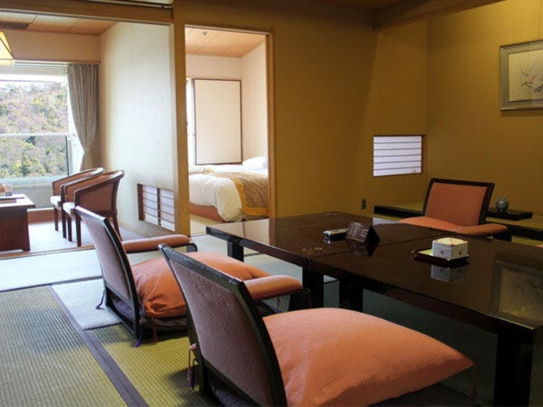 ◆和室12.5帖+ツインルーム