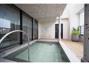 女性大浴場 露天風呂(炭酸泉)