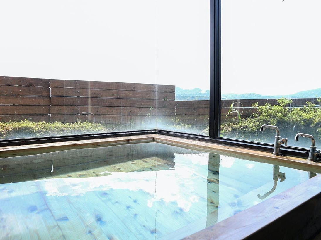 *【温泉】季節により様々の景色もご一緒にお楽しみください