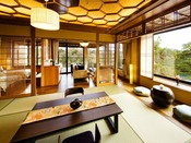 【100RAKU suite-宝珠-】(和室)