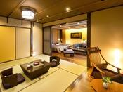 【100RAKU suite-連理-】(和室)