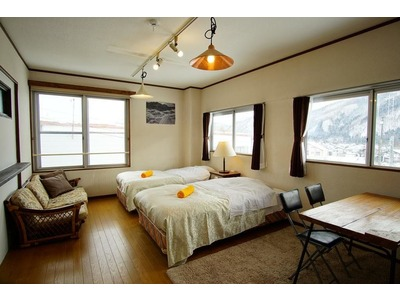 Hakuba station Guest house eN