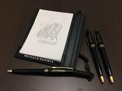 ◆メモ帳、メモパッド、ボールペン◆全室ご用意しております。