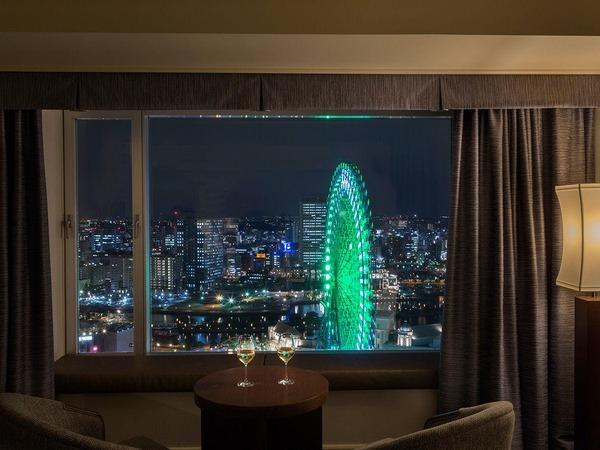 シティビュー お部屋からの眺望イメージ