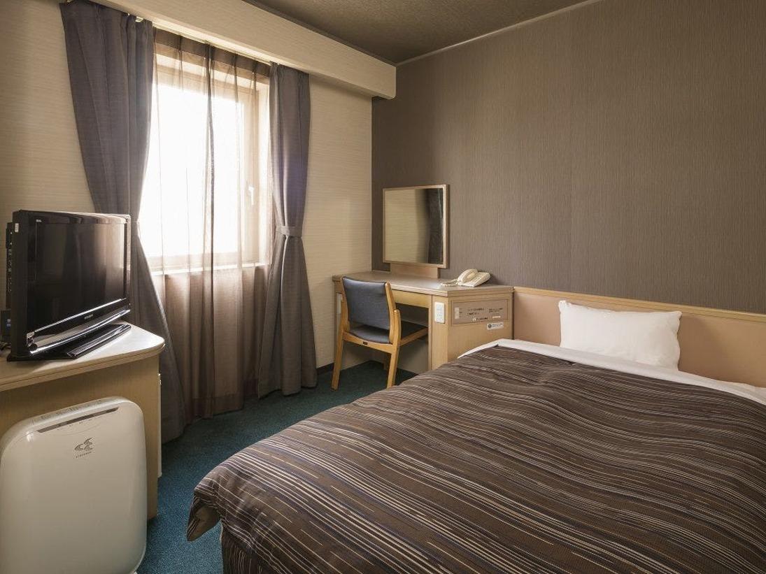 ◆シングルルーム◆13平米・ベッド幅120cm