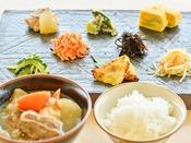 【ブッフェダイニング】朝食