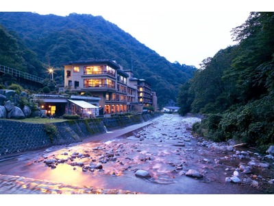 小川温泉元湯 ホテルおがわ