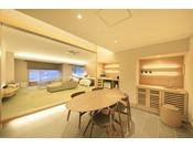 新・和モダンベット客室(デラックス・バリアフリー 3階 禁煙)
