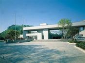 仙台市博物館(写真提供:宮城県観光課)