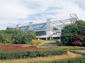 仙台市科学館(写真提供:宮城県観光課)