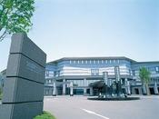 仙台国際センター (写真提供:宮城県観光課)