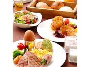 テラスレストラン・フェリエ~ 朝食イメージ画像 ~
