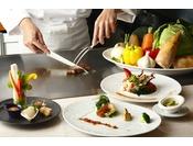 鉄板焼・燔~ お料理イメージ画像 ~