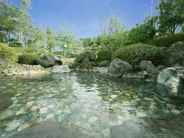 大浴場・露天温泉岩風呂