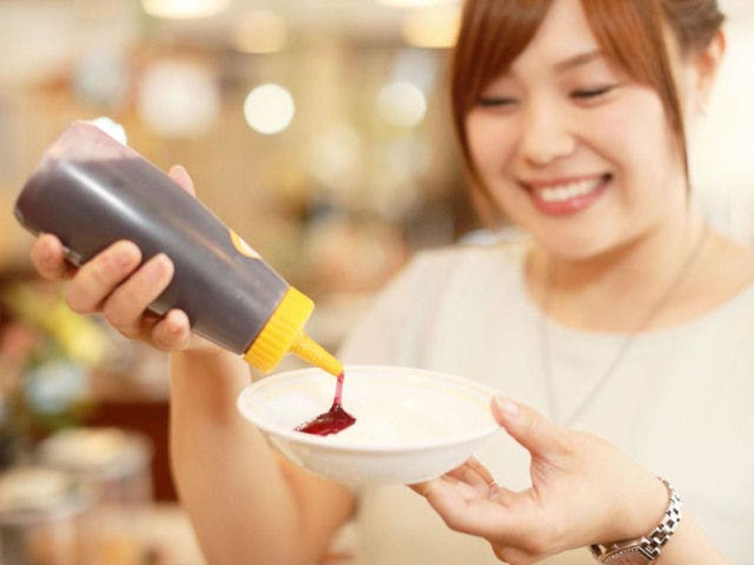 ご当地スイーツ♪岩泉ヨーグルトとは濃厚で口触りが良くと大人気です!