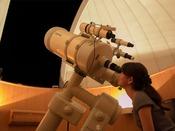 大谷山荘最上階にある天体ドームでは、その時その瞬間の星空をご覧いただけるよう、大きな望遠鏡をご用意いたしております。肉眼では気が付かなかった星たちの世界に触れることができます。街明かりの少ない山間の長門湯本温泉でぜひ、日常を離れたお過ごしくださいませ