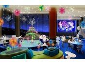 2019年12月1日から12月25日の期間、熱海の象徴「花火」をコンセプトにしたクリスマスイベント「花火クリスマス」を開催します