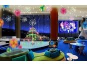 【冬のイベント】トリプルクリスマス~絶景イルミネーション~