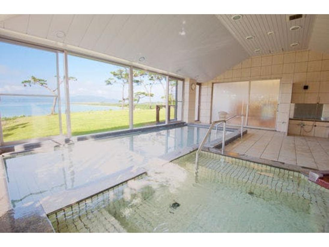 【展望台浴場】