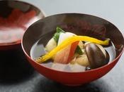 """◆夕食◆温かいものはあたたかいまま。冷たいものはつめたいまま。""""美味しい""""をお届けいたします"""