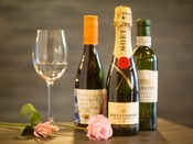 ◆銘酒の数々◆記念日旅に最適。お食事に合うワインも、どうぞお伺いください