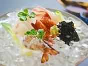 ◆夕食◆新鮮な天然の魚だけを使用。美味しさには、いつだって理由がございます