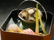 """◆夕食◆アワビも当然、天然ものを使用。妥協しない、良い食材ばかりで""""おもてなし"""""""