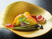 ◆夕食◆無添加、無農薬。本当においしいものこそ、自然の中に