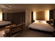 ≪ハーバーグランデ≫ハーバービューとマリーナ内の街並みをご覧頂けるお部屋です