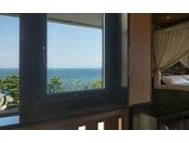 ≪コーナーリゾート≫紀淡海峡とマリーナ内の街並みを楽しめる