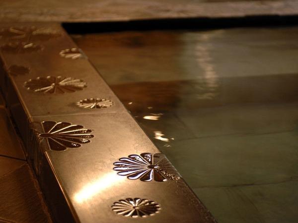 【大浴場:内風呂】「菊風呂」