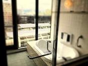 ラグジュアリーツインルーム バスルーム