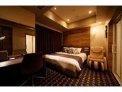 ■バリアフリールーム■23平米・150cm幅ベッド×1台