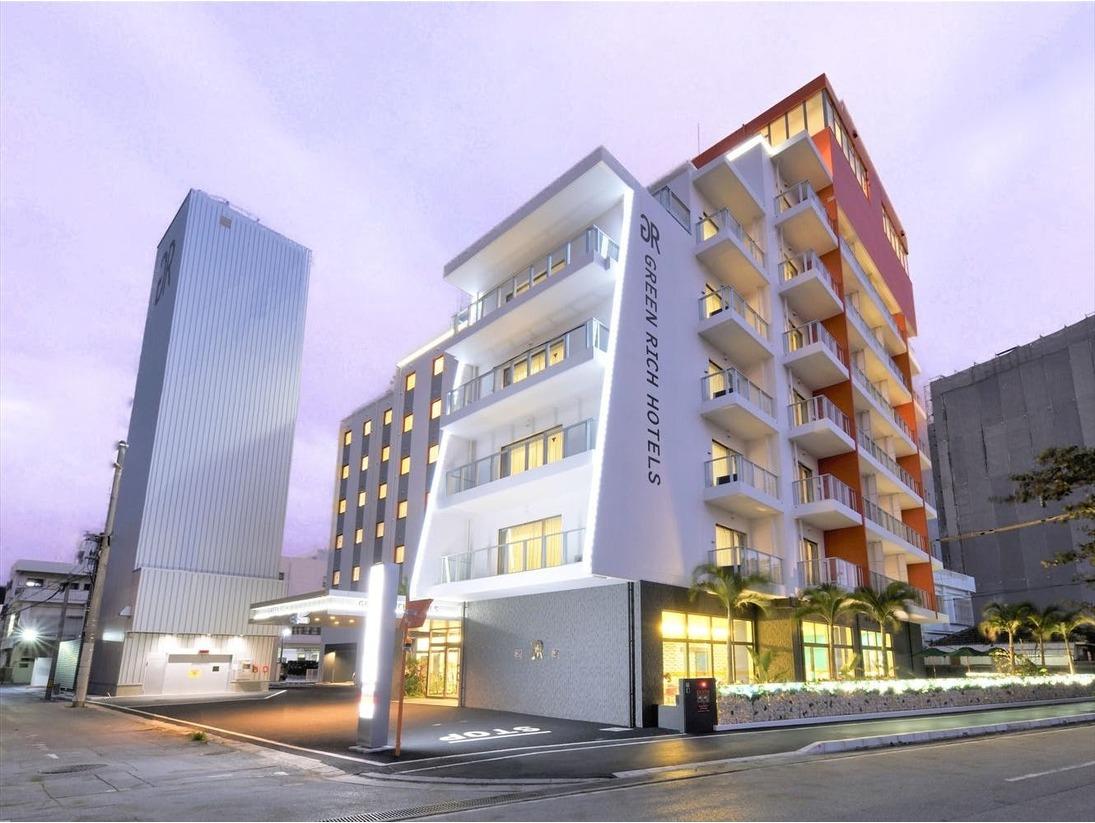 グリーンリッチホテル沖縄名護