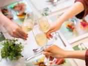 【ZEN・一例】お祝い事や、自分へのご褒美にも。フレンチ&イタリアンで乾杯!