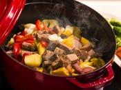 【夕食ブッフェ一例】自然な甘みとほくほくとした食感がやみつきに。