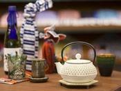 【ジャパンセレクション】急須に施されたきめ細やかな細工に日本の伝統の技が光ります。