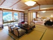 ロイヤルフロア:ゆったりとした客室がお客様の滞在をより一層良いものにしてくれます