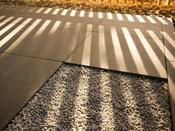 ◆石庭風景◆モダンな石庭風のお庭は客室限定ですが、情緒あふれる静けさが粋なおもてなし