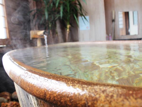 貸切露天風呂 信楽の湯